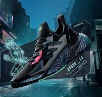 adidas 阿迪达斯 X9000L4 boost爆米花 FW4910 男跑步运动鞋