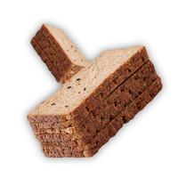 jason 捷森 低脂高纤黑麦面包 250g 送麦尔曼黑面包500g