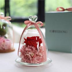 花礼 情人节创意永生玫瑰花礼盒