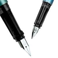 HERO 英雄  396B 钢笔 送吸墨器1支 56支墨囊