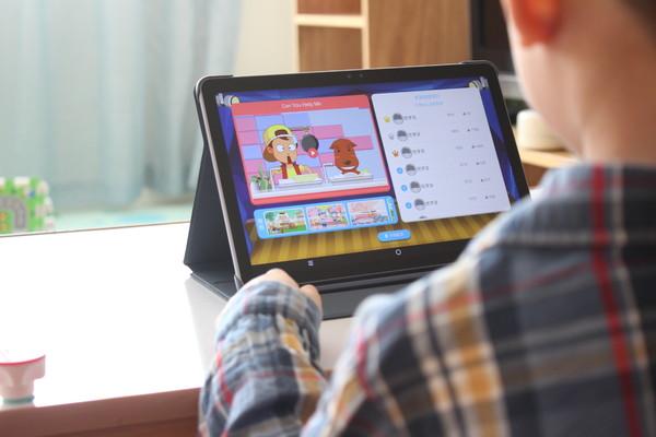 学习更高效 辅导更轻松 | 优学派 U60 学生平板电脑