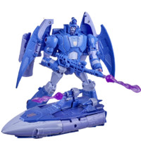 Transformers 变形金刚  盒 经典电影航行家级系列 F0713 86版瘟疫