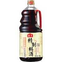 聚划算百亿补贴:海天  陈酿精制料酒  1.9L