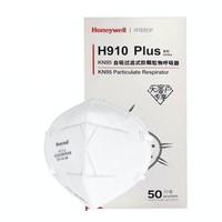百亿补贴:Honeywell 霍尼韦尔 KN95口罩 KA9102 头戴式/耳带式 50只
