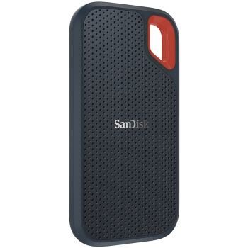SanDisk 闪迪 至尊极速 Type-C 移动固态硬盘 2TB