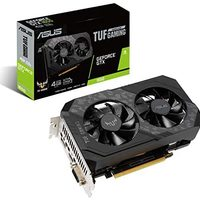 ASUS 华硕 NVIDIA GeForce GTX 1650P 双风扇款 4GB TUF-GTX1650-4GD6-P-GAMING