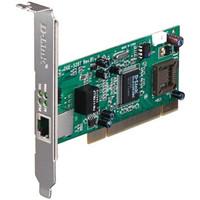 友讯(D-Link)DGE-528T 千兆铜缆台式电脑PCI口有线网卡 带小挡板 半高挡板
