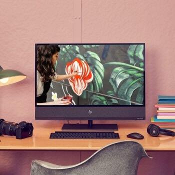 惠普(HP)ENVY32 设计师 31.5英寸4K微边框十代酷睿98%电影色域一体机电脑