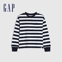 Gap 盖璞 661665 男童长袖T恤