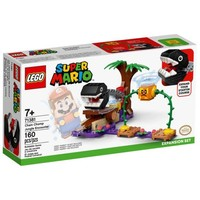 LEGO 乐高 Super Mario 超级马力欧系列 71381 汪汪丛林遭遇