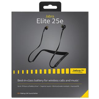 Jabra 捷波朗 Elite 25e 入耳式颈挂式无线蓝牙耳机