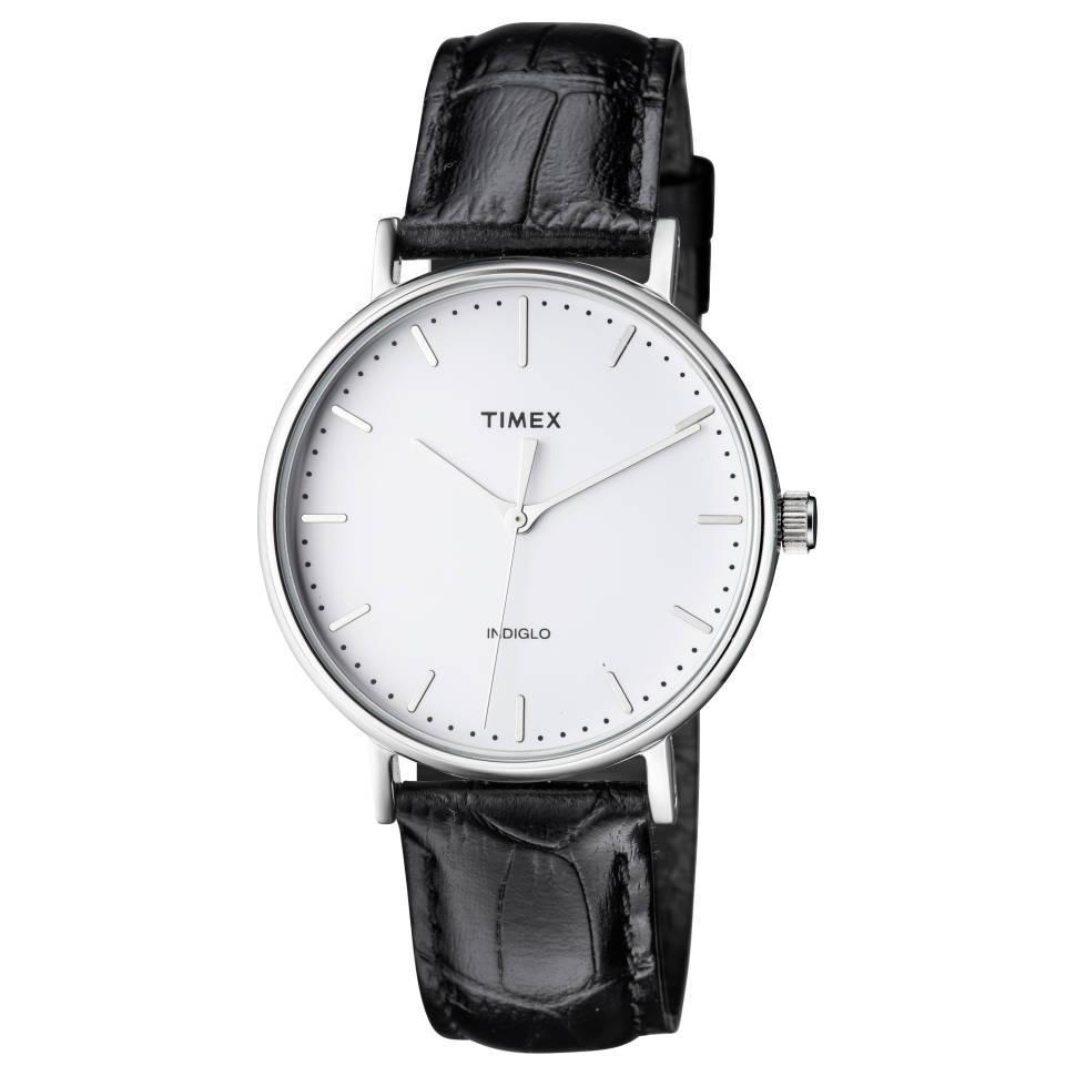 TIMEX 天美时 户外运动系列 34毫米石英腕表