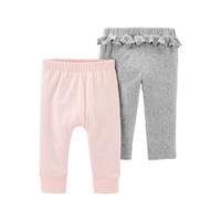 Carter's 孩特 婴幼儿针织长裤 2条