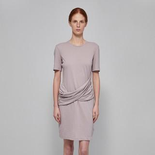 JNBY 江南布衣 5I5501020 女款圆领套头连衣裙