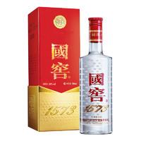 PLUS会员:LUZHOULAOJIAO 泸州老窖 1573 38%vol 浓香型白酒 500ml 单瓶装