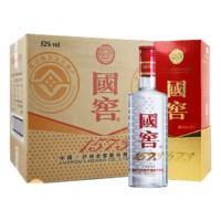 LUZHOULAOJIAO 泸州老窖 国窖1573 52%vol 浓香型白酒 375ml*6瓶 整箱装