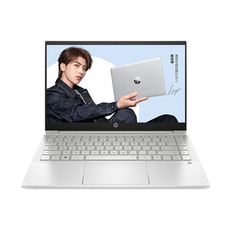 HP 惠普 星14 2021款 14英寸笔记本电脑(i5-1135G7、16GB、512GB、72%)