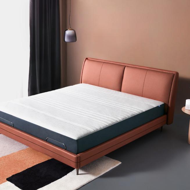 补贴购 : 8H DT3 Milan智能电动床pro+MZ1零度床垫套装 1.5m