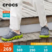 Crocs洞洞鞋拖鞋男鞋休閑鞋卡駱馳運動迪特情侶沙灘鞋涼鞋
