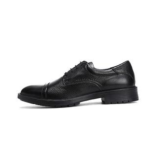 GEOX 健乐士 U843PA00046C9999 男士商务休闲鞋
