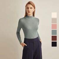 考拉海购黑卡会员:YANXUAN 网易严选 女式半高领修身羊毛衫