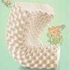 PARATEX 乳胶双层按摩枕