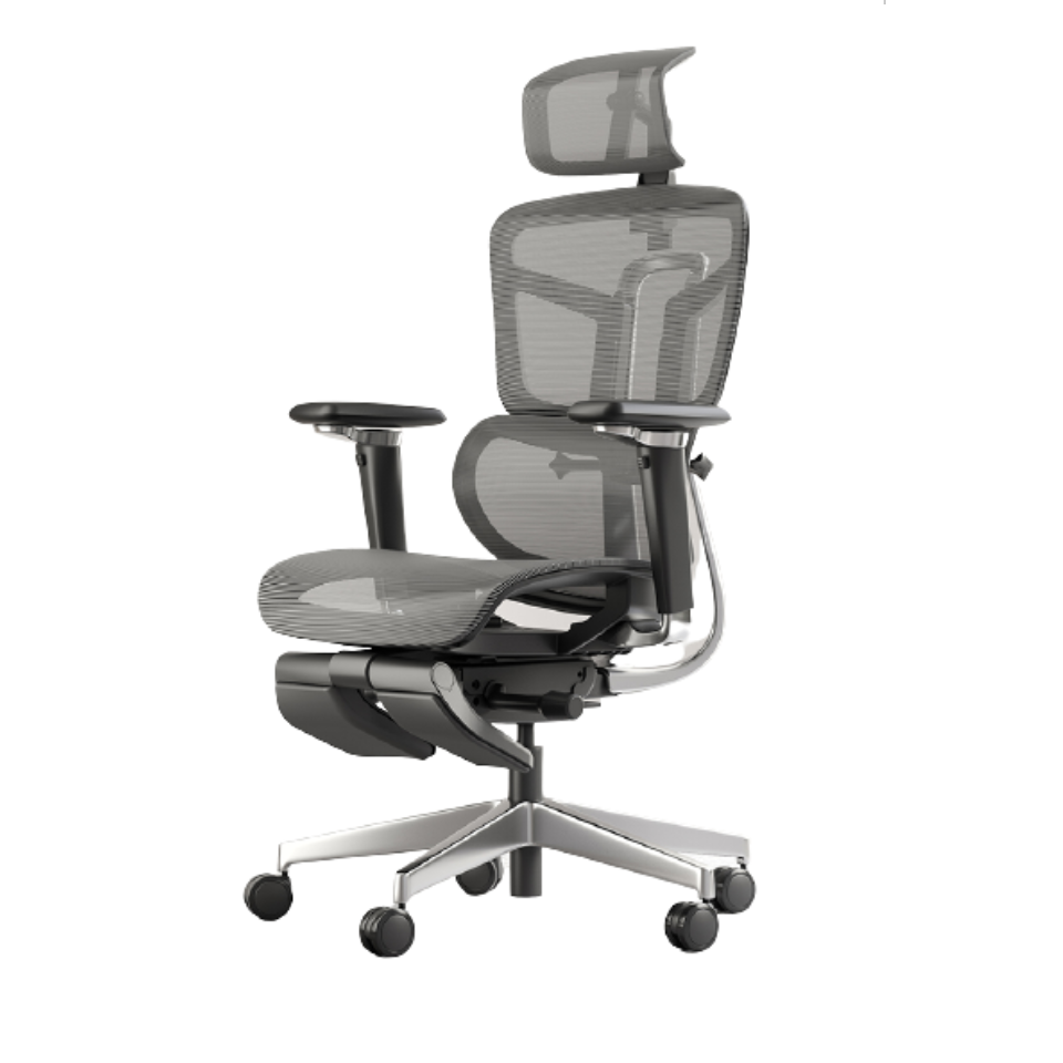 HBADA 黑白调 HDNY189 人体工学电脑椅 标准款