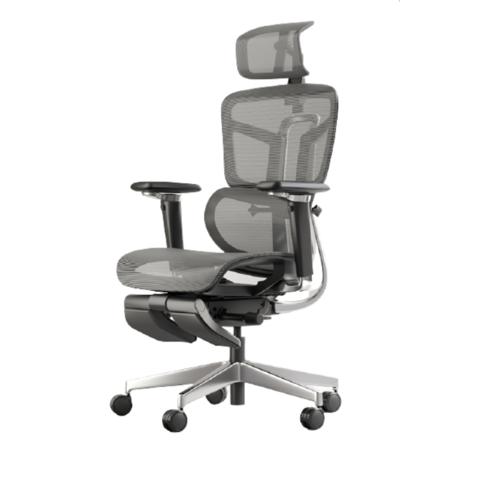HBADA 黑白调 HDNY189-智尊S1 人体工学电脑椅(标准款-4D扶手)