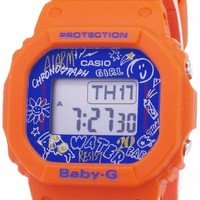 CASIO 卡西欧 Baby-g BGD560SK-4 女士小方块户外运动表