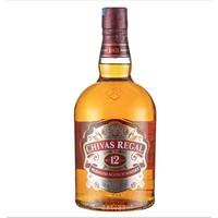 Chivas 芝华士 威士忌 1000ml