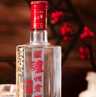LUZHOULAOJIAO 泸州老窖 六年窖头曲 52%vol 浓香型白酒 500ml 单瓶装