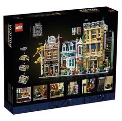 LEGO 乐高 创意街景系列 10278 警察局