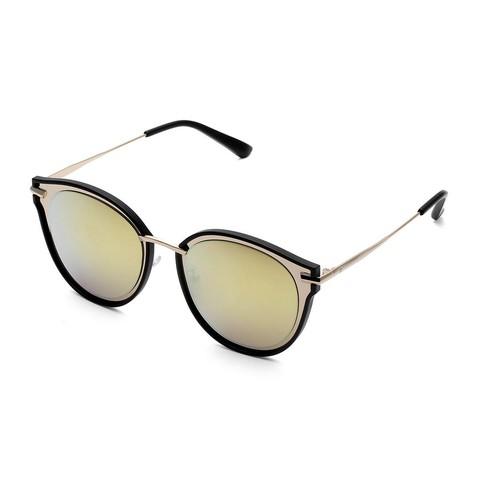 LOHO 太阳镜女墨镜女驾驶眼镜时尚优雅复古墨镜网红街拍太阳镜
