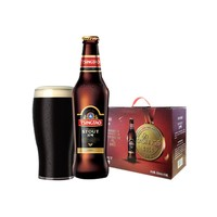 88VIP:青岛啤酒 黑啤礼盒装  330ml*10瓶/箱  *2件 +凑单品