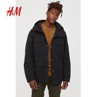H&M 0762169 男士夹克外套