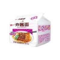 Uni-President 统一 方便面 老北京炸酱面 5包装