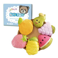 Billy Bear 卡通馒头 水果形 220g *7件
