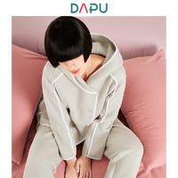 DAPU 大朴 女士夹丝绵睡衣套装