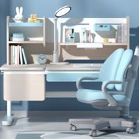 igrow 爱果乐  D105NX 儿童桌椅套装  自由派+海星椅
