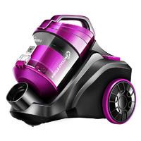 Midea 美的 C3-L143C 卧式吸尘器 紫色