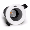 nvc-lighting 雷士照明 皓影LED筒灯 暖白光 9W