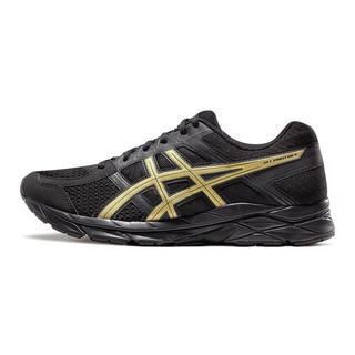 ASICS 亚瑟士 GEL-CONTEND 4 男子跑鞋 T8D4Q-013 黑色/金色 41.5