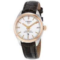 Tissot PR 100 COSC Silver Dial Ladies Watch T101.251.26.036.00