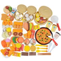 LI JIAN 立健 儿童过家家早餐玩具套装 中式早餐51件套