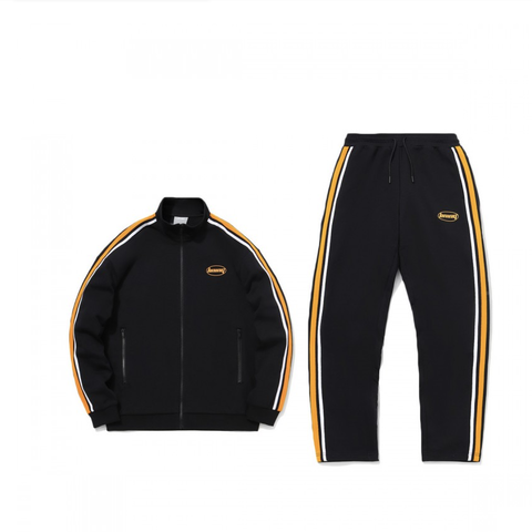 LI-NING 李宁 AWEQ027 男款运动套装(上衣+裤子)