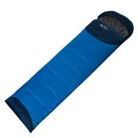 MOBI GARDEN 牧高笛 睡袋 EX19562001 海藍 1.0kg 左款
