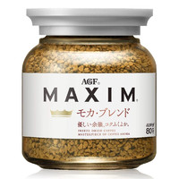 AGF Maxim马克西姆 中度烘焙 冻干速溶咖啡粉 80g