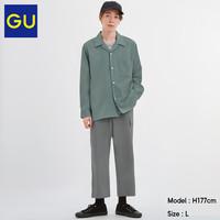 GU 极优 329190 男士休闲裤
