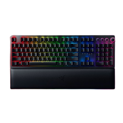 Razer 雷蛇 猎魂光蛛V2 模拟光轴 机械键盘