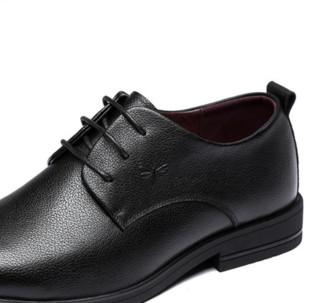 RED DRAGONFLY 红蜻蜓 男士商务休闲鞋 WTA77391